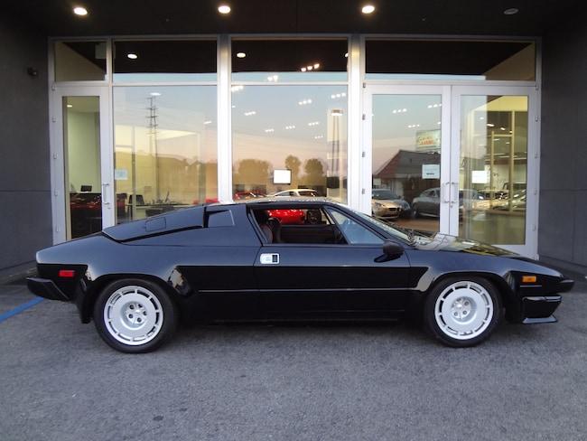 1986 Lamborghini JALPA TARGA TARGA