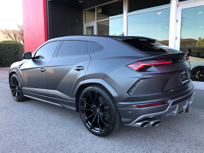 Used 2019 Lamborghini Urus For Sale At Calabasas Luxury Motorcars