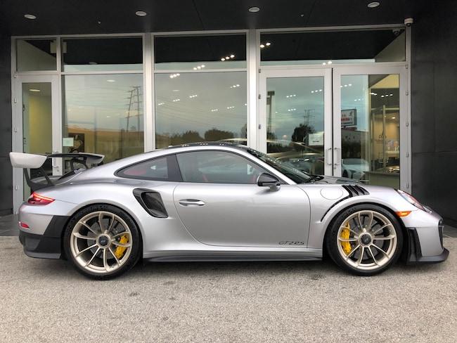 2018 Porsche 911 GT2 RS WEISSACH Coupe