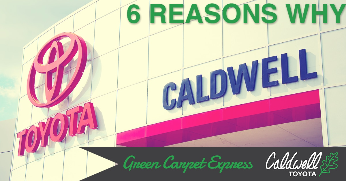 Carpetexpress Caldwell Toyota Is Proud To Offer A New Fast Lane Ing Or Pre