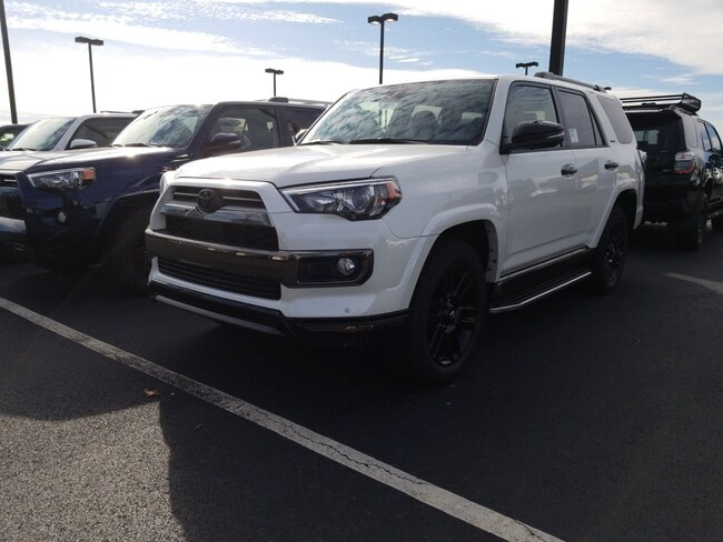 For Sale near Little Rock: New 2020 Toyota 4Runner Nightshade SUV
