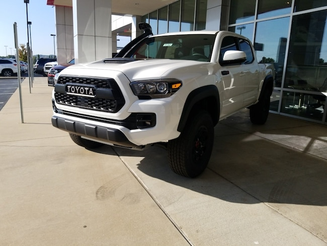 For Sale near Little Rock: New 2019 Toyota Tacoma TRD Pro V6 Truck Double Cab