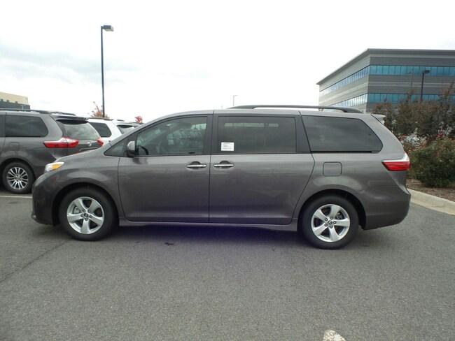 For Sale near Little Rock: New 2019 Toyota Sienna LE 8 Passenger Van