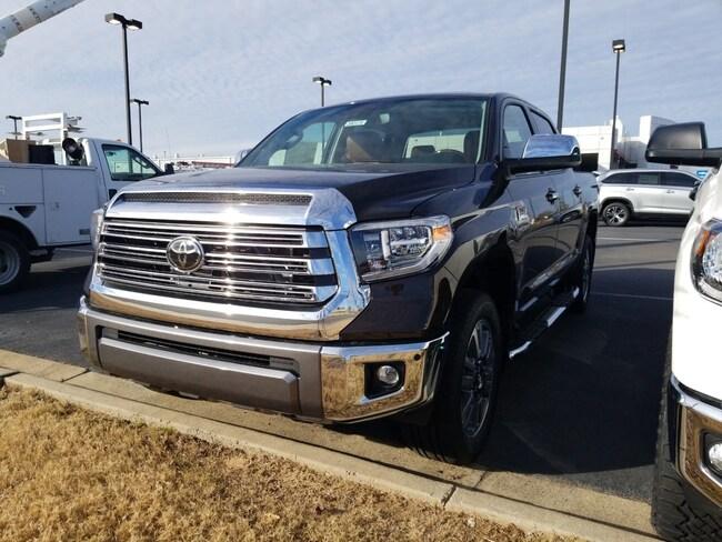 For Sale near Little Rock: New 2020 Toyota Tundra 1794 5.7L V8 Truck CrewMax