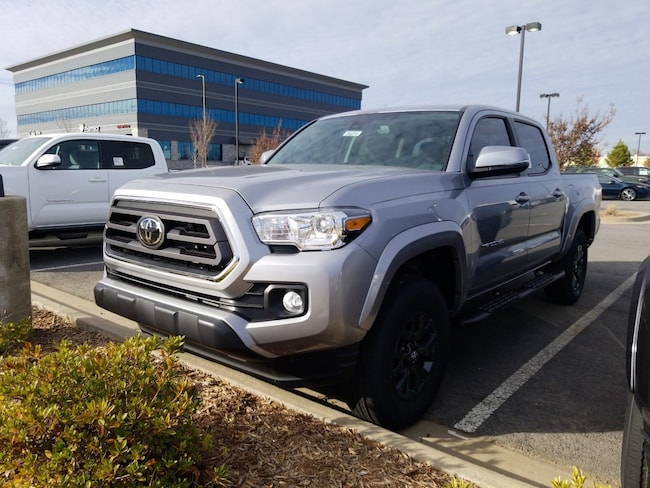 For Sale near Little Rock: New 2020 Toyota Tacoma SR5 V6 Truck Double Cab