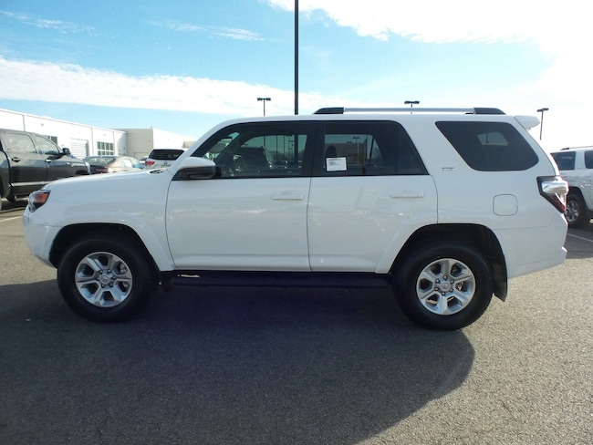 For Sale near Little Rock: New 2019 Toyota 4Runner SR5 SUV