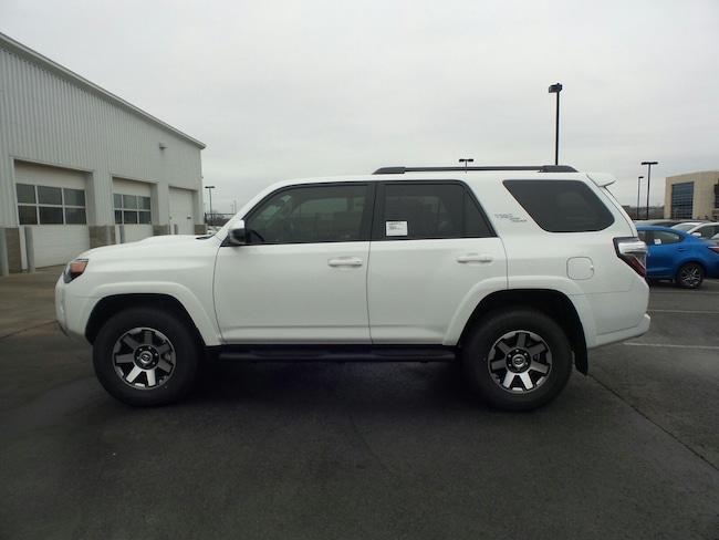 For Sale near Little Rock: New 2019 Toyota 4Runner TRD Off Road SUV