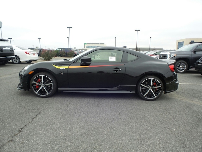 For Sale near Little Rock: New 2019 Toyota 86 TRD SE Coupe