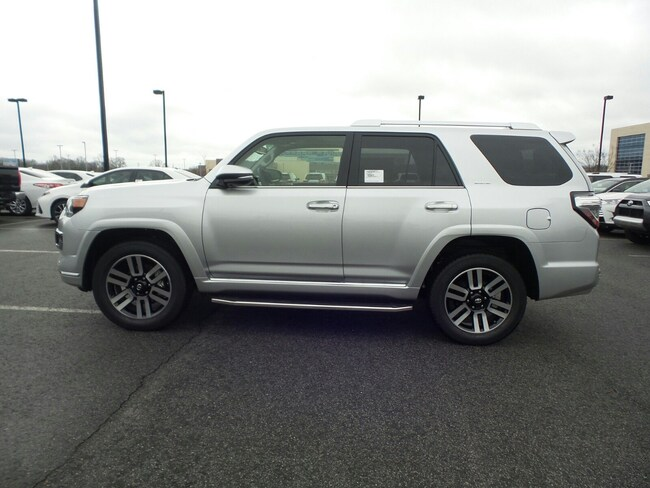 For Sale near Little Rock: New 2019 Toyota 4Runner Limited SUV