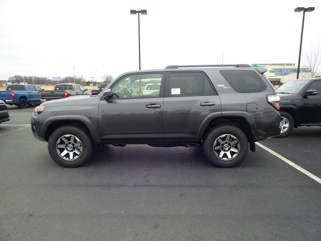 For Sale near Little Rock: New 2019 Toyota 4Runner TRD Off Road SUV