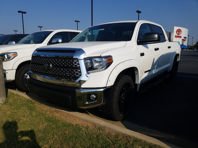 For Sale near Little Rock: New 2020 Toyota Tundra SR5 5.7L V8 Truck CrewMax
