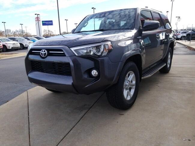 For Sale near Little Rock: New 2020 Toyota 4Runner SR5 SUV
