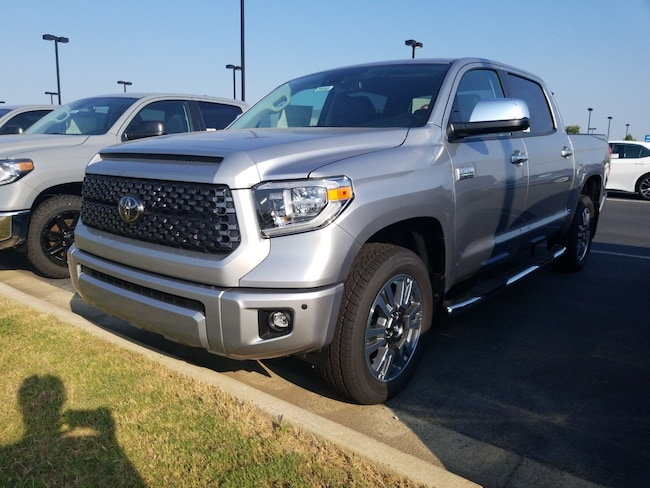 For Sale near Little Rock: New 2020 Toyota Tundra Platinum 5.7L V8 Truck CrewMax