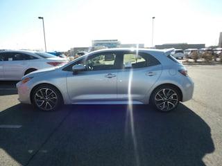 New 2019 Toyota Corolla Hatchback XSE Hatchback Conway, AR