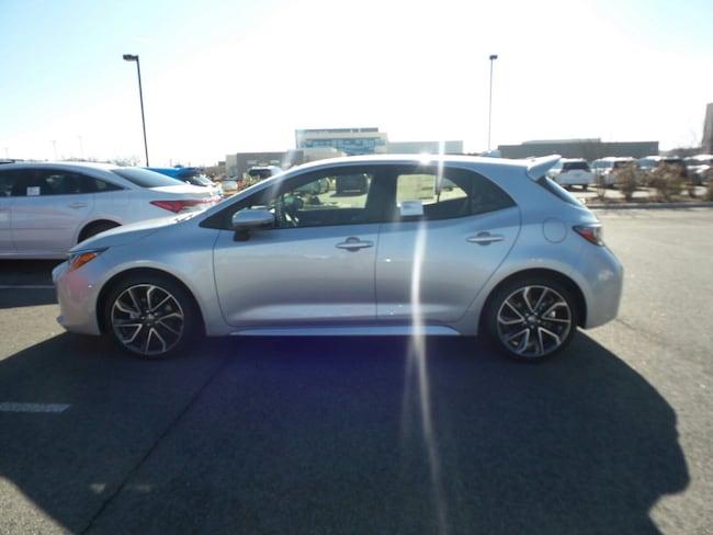 New 2019 Toyota Corolla Hatchback Xse Hatchback Conway Ar Near