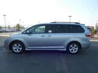 New 2019 Toyota Sienna LE 8 Passenger Van Conway, AR