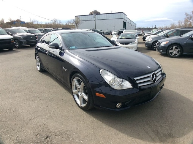 2007 Mercedes-Benz CLS-Class / 6.3L / AMG / RENN TECH KIT Coupe