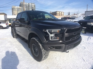 2019 Ford F-150 RAPTOR EVERY OPTION BOARDS SPRAY LINER CARGO COVER