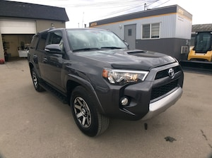 2017 Toyota 4Runner TRAIL EDITION/ NAVI/ CAM/ H.LEATHER/ROOF/BLUETOOTH