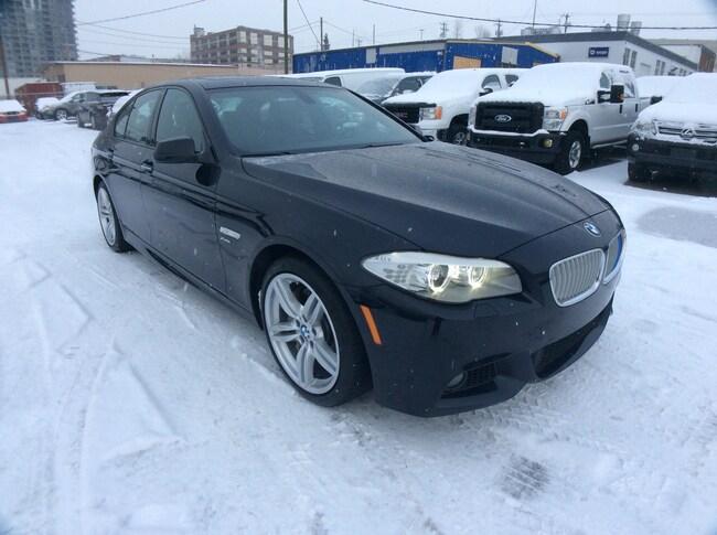 2012 BMW 5 Series / 550 Xi / 4.4 / M SPORT / NAV / B/U CAM Sedan