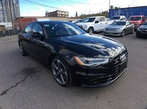 2015 Audi S6 / 4.0 / TWIN TURBO / 420 HP / AWD / NAV / CAMERA