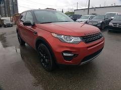 2018 Land Rover Discovery Sport HSE/ NAVI/ CAM/ 4X4/ CLEAN CARFAX/ ONE OWNER LEASE SUV