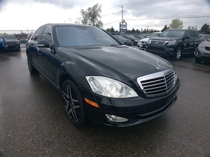 2007 Mercedes-Benz S-Class V8 S-550 NAVIGATIO SUNROOF IMMACULATE