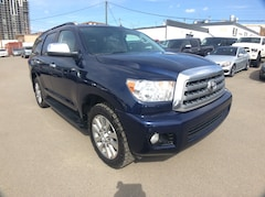 2010 Toyota Sequoia Limited - DVD/ H.LEATHER/ NAVI/ CAM/ROOF/ 8-PASS/ SUV