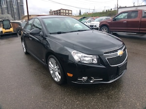 2014 Chevrolet Cruze 2LT RS/LEATHER TURBO