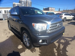 2010 Toyota Sequoia Limited/ LOADED/DVD/ NAVI/ CAM/ H.LEATHER/ 8-PASS SUV