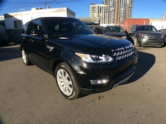 2014 Land Rover Range Rover Sport / HSE / 3.0 / SUPERCHARGED / DVD SUV