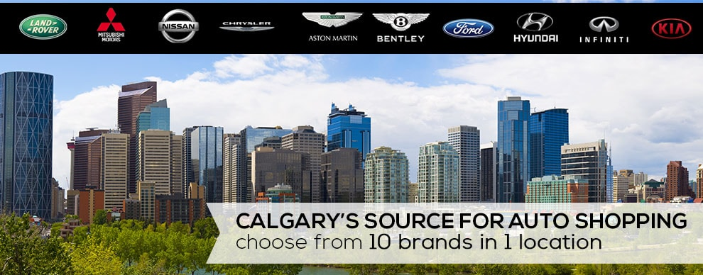 Calgary Auto Mall New Used Car Dealership Calgary