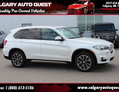 2014 BMW X5 35d X-DRIVE AWD/NAVI/B.CAM/H.U.D/LEATHER SUV