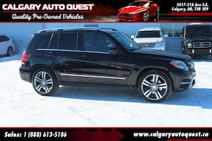 2013 Mercedes-Benz GLK-Class GLK 350 4MATIC AWD / LEATHER / PANORAMIC ROOF