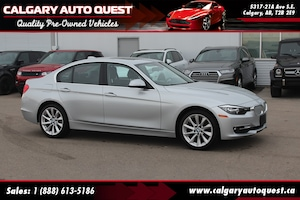 2014 BMW 320I xDrive ALL WHEEL DRIVE/NAVIGATION/LEATHER/ROOF
