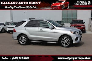 2016 Mercedes-Benz GLE GLE 350d 4MATIC AWD/NAVI/B.CAM/LEATHER/ROOF