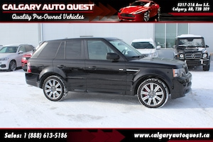 2013 Land Rover Range Rover Sport Supercharged GT Limited Edition