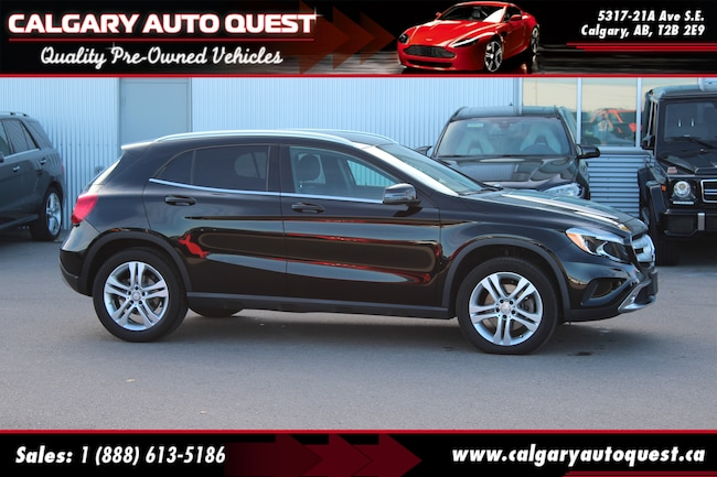 2015 Mercedes-Benz GLA GLA250 4MATIC ALL WHEEL DRIVE / LEATHER / LOW KMS SUV