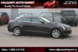 2014 CADILLAC ATS 2.0L Turbo Luxury AWD/NAVI/B.CAM/LEATHER/ROOF Sedan