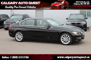 2014 BMW 328d xDrive AWD/NAVI/B.CAM/LEATHER/DIESEL