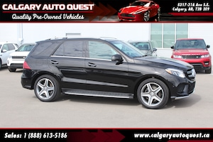 2016 Mercedes-Benz GLE GLE 350d 4MATIC AMG PKG/NAVI/B.CAM/LEATHER/ROOF
