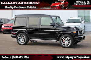 2013 Mercedes-Benz G-Class G 63 AMG AWD/NAVI/B.CAM/LOADED/MUST SEE