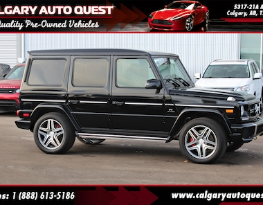 2013 Mercedes-Benz G-Class G 63 AMG AWD/NAVI/B.CAM/LOADED/MUST SEE SUV