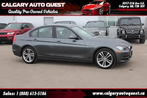 2014 BMW 320i xDrive SPORTLINE/AWD/NAVIGATION/LEATHER