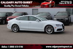 2014 Audi A7 TDI Technik S-LINE/AWD/NAVI/B.CAM/LEATHER/ROOF