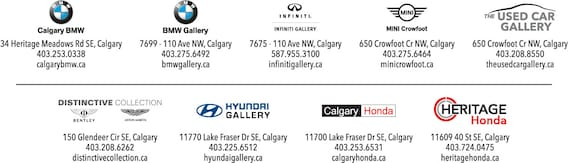 Calgary BMW - 40K Giveaway Contest