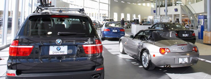 Calgary Auto Mall New Used Car Dealership Calgary: About Calgary BMW