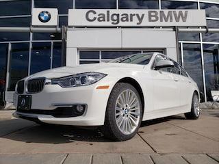 2013 BMW 328i Xdrive Sedan Luxury Line BMW Extended Warranty Rem Sedan