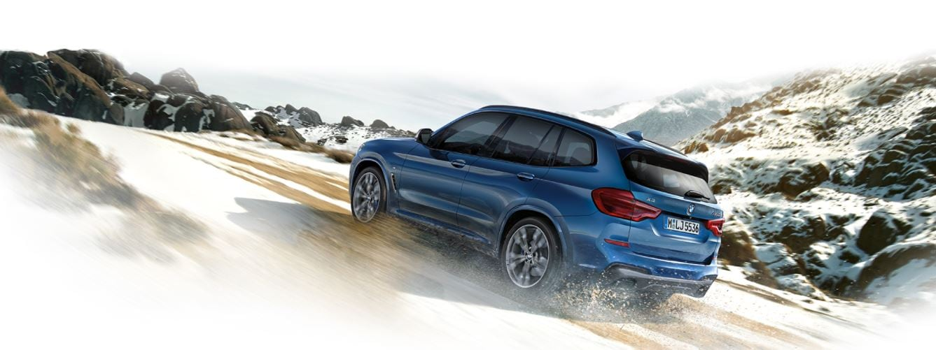 The All New Bmw X3 At Calgary Bmw