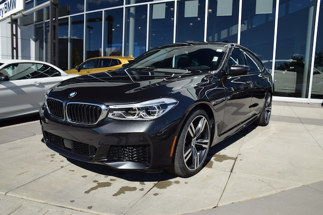 New 2018 Bmw 640i Xdrive Gran Turismo For Sale In Calgary
